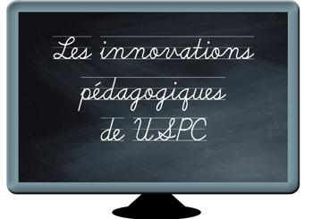 Séminaire : innovations pédagogiques de USPC