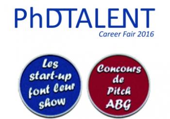 PhDTalent Career Fair 2016